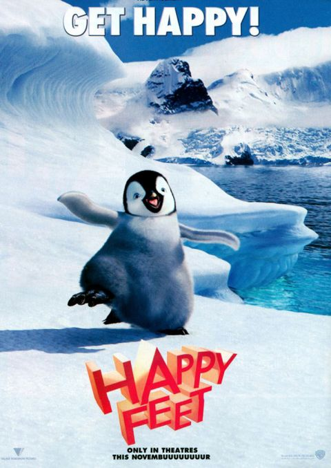 Happy Feet dutch english audio preview 0